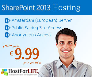 SharePoint 2013 Hosting - HostForLIFE.eu