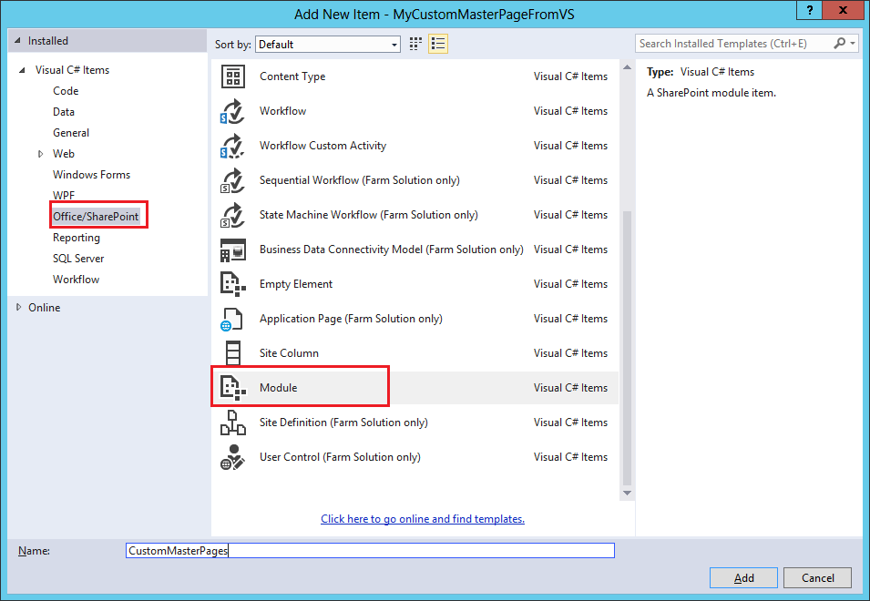 How To Use Visual Studio To Create Costum Master Page 3