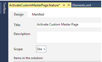How To Use Visual Studio To Create Costum Master Page 4